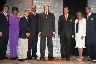 Publisher Earl G Graves Sr Inducted Into The National Great Blacks