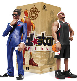"... 12-inch urban vinyl figurine based on James  ""Athlete"" persona in the  popular Nike ads b3db1d4cf"