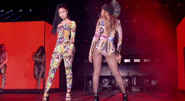 Beyonce On The Run Tour Flawless