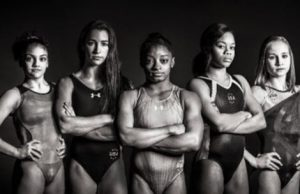 2016 US Gymnastics team