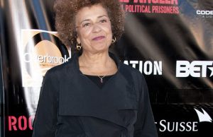 Angela Davis Peace Ball