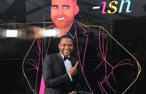 Anthony Anderson Golden Globe