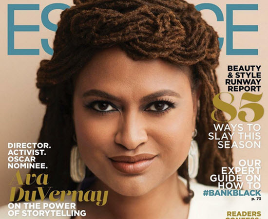 Ava Duvernay covers Essence