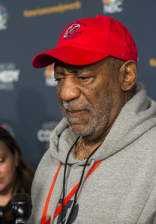 Bill Cosby Stands Trial