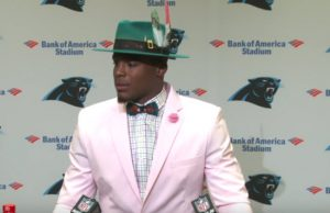 cam-newton-post-game-style
