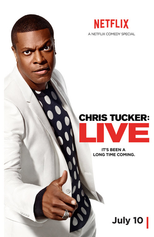 Chris Tucker Live Netflix 1