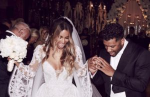 Ciara Russell Wilson married thumb