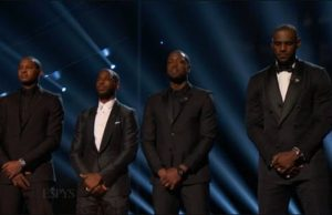 ESPYS Black Lives Matter