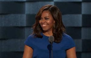 FLOTUS DNC Speech 2016
