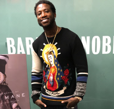 Gucci Mane Launches His Own Clothing Line Called DELANTIC