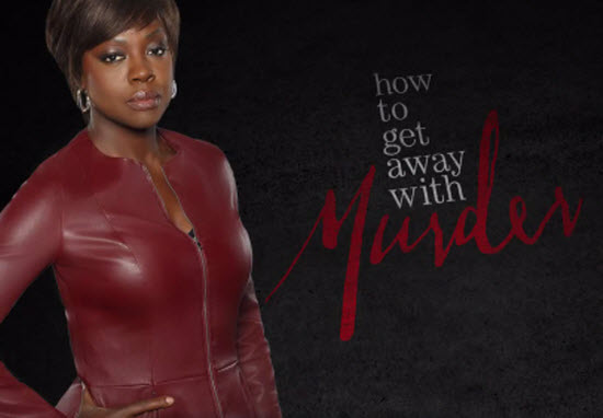 First Look: Viola Davis In 'How To Get Away With Murder ...