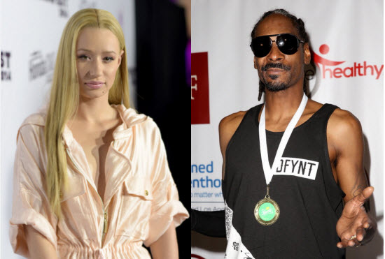 Iggy and Snoop