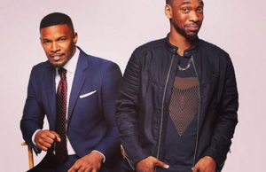 Jamie Foxx Jay Pharoah showtime