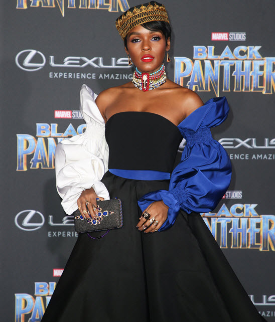Last Night Was The Black Panther Premiere And It Was: Take A Look At The Star-Studded World Premiere For Marvel