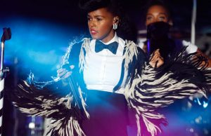 Janelle Monae Womens March on Washington