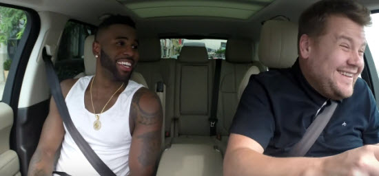 Jason Derulo Carpool Karaoke