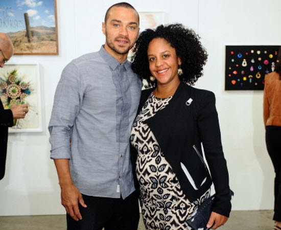Greys Anatomy Actor Jesse Williams And Wife Welcome Baby Girl
