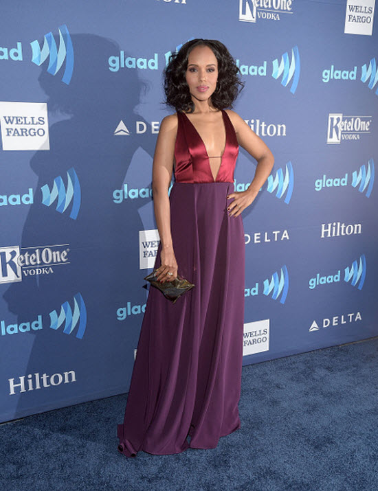 Kerry Washingon GLAAD Media Awards