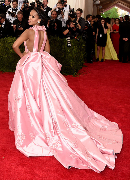 Kerry Washington Met Gala 2015 2