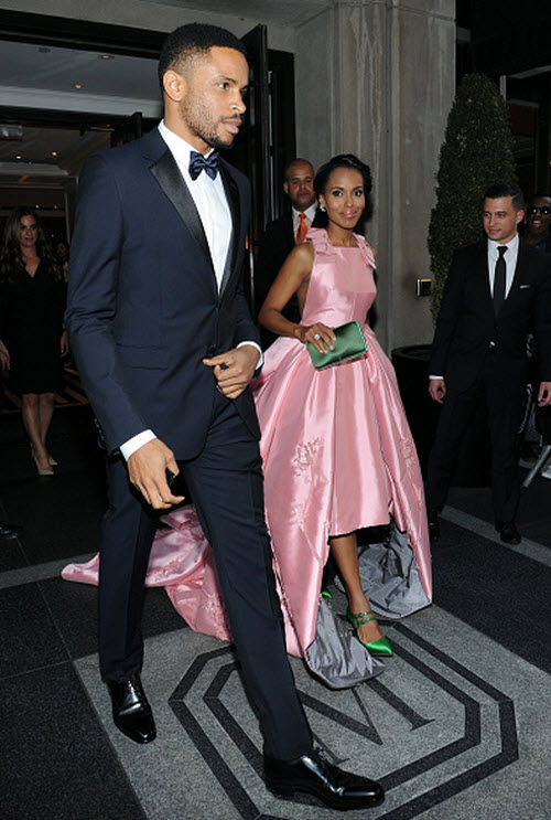 Kerry Washington Met Gala 2015 3