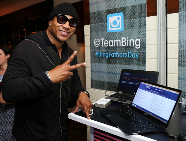 Bing's NYC Father's Day Event Hosted By LL Cool J