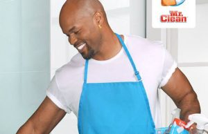 Mr Clean Atlanta black man