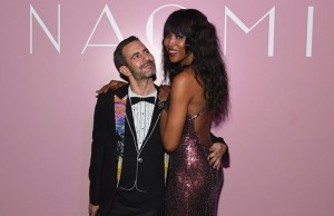 Naomi Campbell Marc Jacobs
