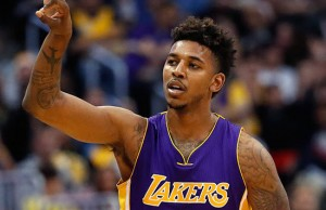 Nick Young Benched Thumb