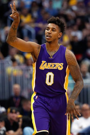 Nick Young Benched