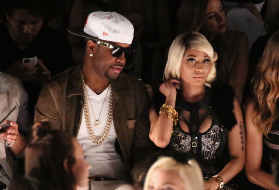Nicki Minaj Safaree