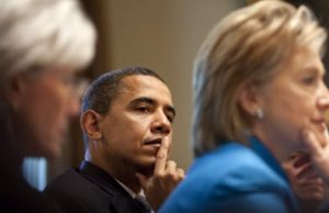 Obama Backs Hilary Clinton