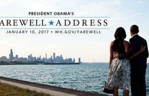 POTUS Farewell Address