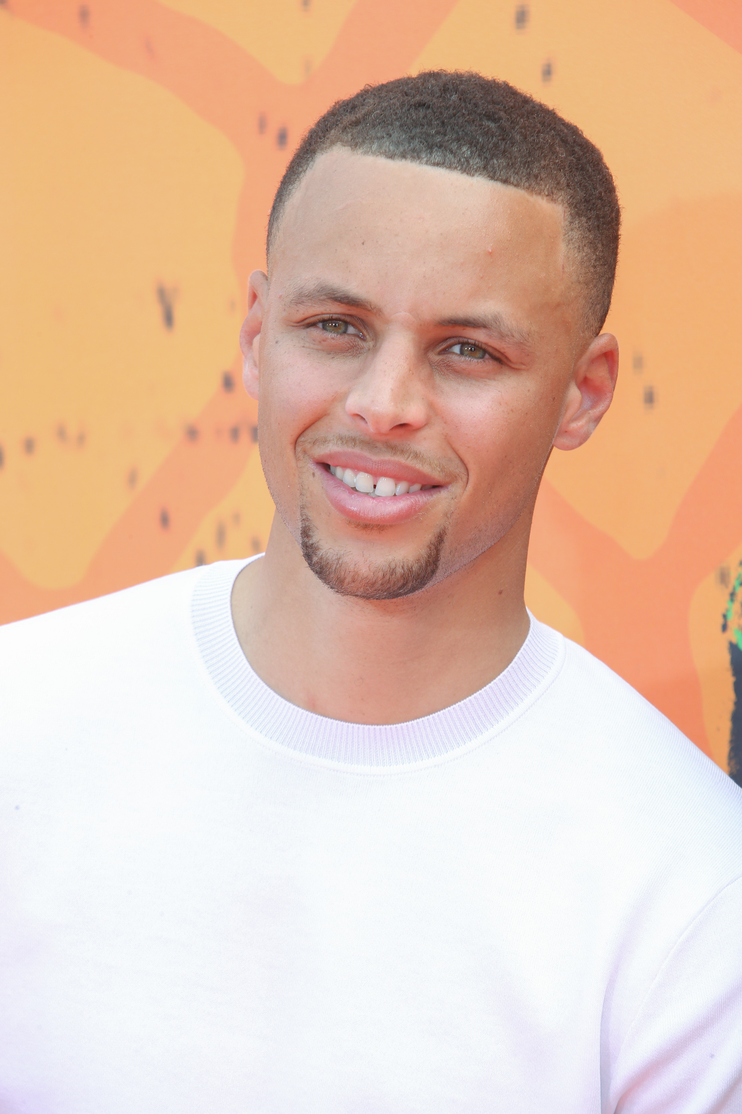07/14/2016 - Stephen Curry - Nickelodeon Kids' Choice Sports Awards 2016 - Arrivals - Pauley Pavilion at UCLA, 301 Strathmore Place - Los Angeles, CA, USA - Keywords: Vertical, Kids' Choice Sports 2016, Nick, Portrait, Arrival, Award, Annual Event, Red Carpet Event, Photography, Arts Culture and Entertainment, Attending, Celebrities, Celebrity, Person, People, Westwood, California Orientation: Portrait Face Count: 1 - False - Photo Credit: PRPhotos.com - Contact (1-866-551-7827) - Portrait Face Count: 1