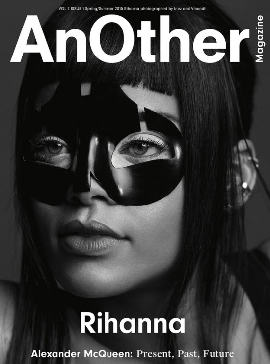 Rihanna AnOther Cover