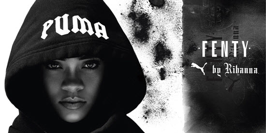 Rihanna Puma collection