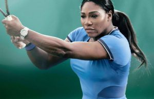 Serena Williams highest paid