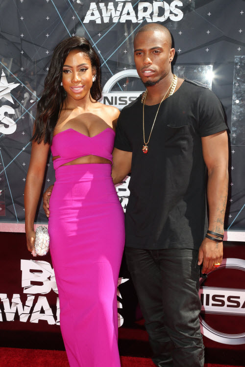 Sevyn Streeter B.O.B. 2015 BET Awards