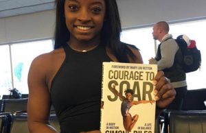 Simone Biles AP Athlete of Year