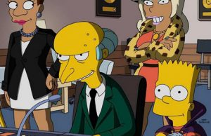 Simpsons Taraji P Henson Keegan Michael Key