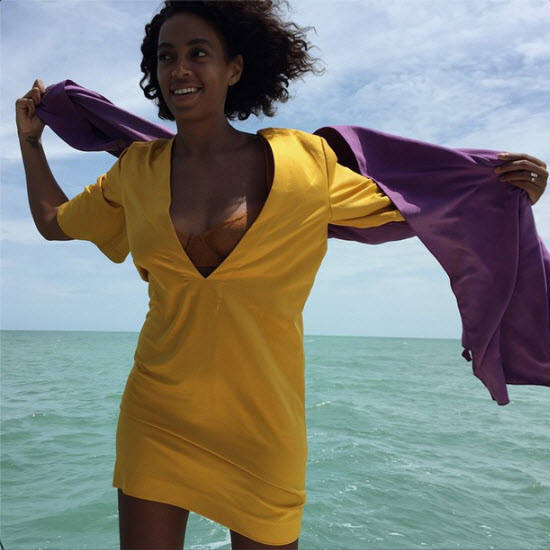 Solange Honeymoon