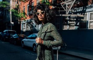 Solange Knowles Michael Kors small