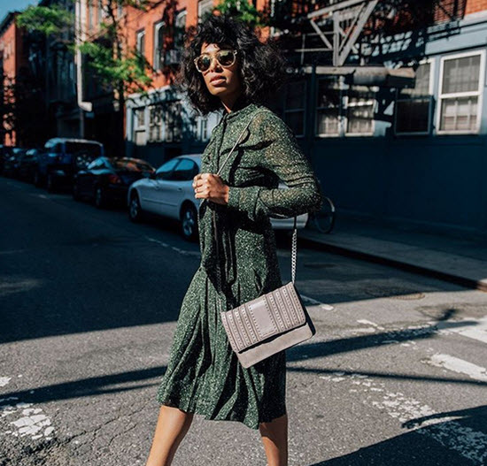 c6aae06c82b6 Solange Knowles Is the New Face of Michael Kors