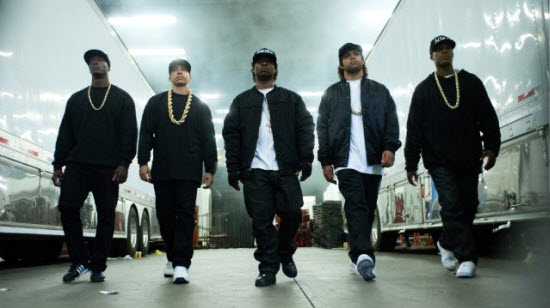 Straight Outta Compton Biopic