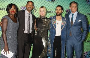 Suicide Squad Premiere Photo Cast