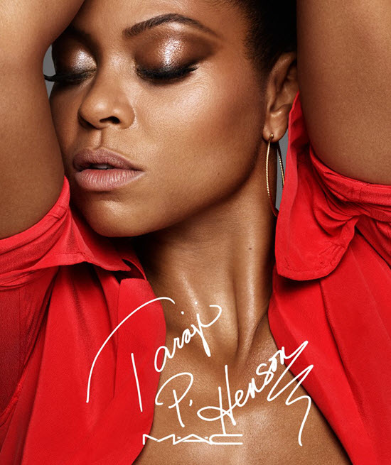 Taraji P. Henson and MAC Team Up for New Collection