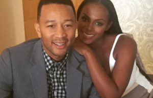 Tika Sumpter John Legend