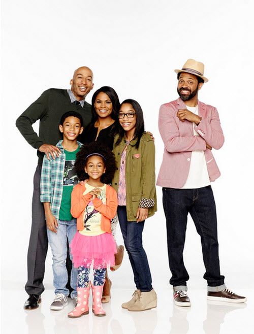 mike epps nia long star in abcs uncle buck trailer