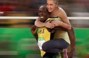 Usain Bolt Ellen tweet backlash smal