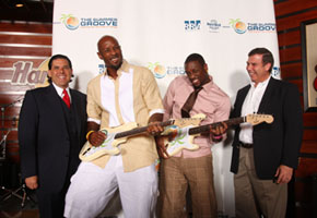 ALONZO MOURNING CHARITIES SUMMER GROOVE