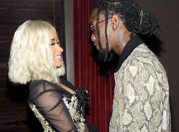 Cardi B Engaged To Offset After Rapper Proposes Live On: Cardi B & Offset Are Engaged! Watch Her Reaction To Her